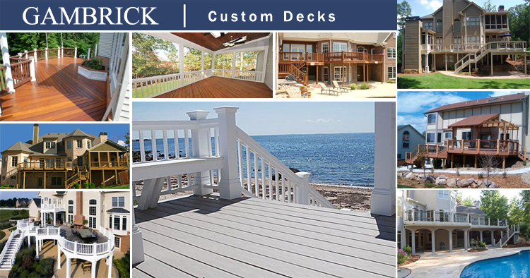 New Jersey Custom Deck Builder and Deck Design Specialists