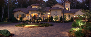 benefits of brick pavers driveway custom home builder
