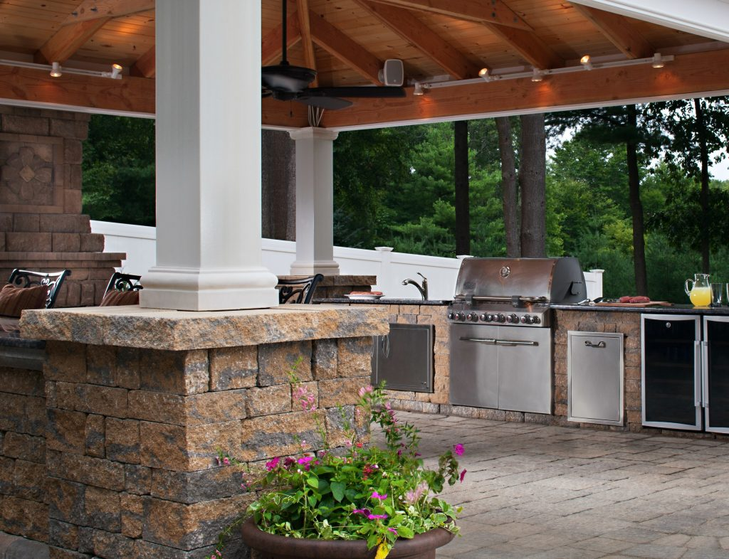 custom outdoor kitchen patio kitchen outdoor kitchen builder NJ
