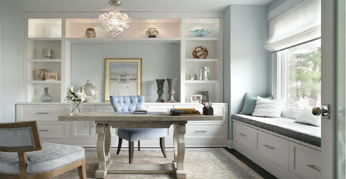flex room ideas - Home Office - Top New Home Builder Gambrick