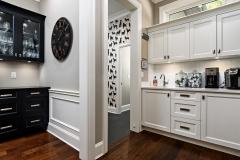 pantry finish carpentry