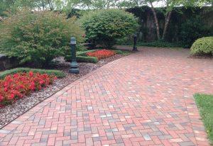 benefits of brick pavers - brick paver walkway - NJ top home builder