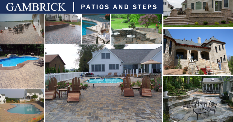 Paver Patios And Stonework Top Nj New Home Builder