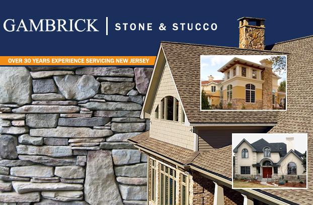 Stone Stucco Brick Top Nj New Home Builder