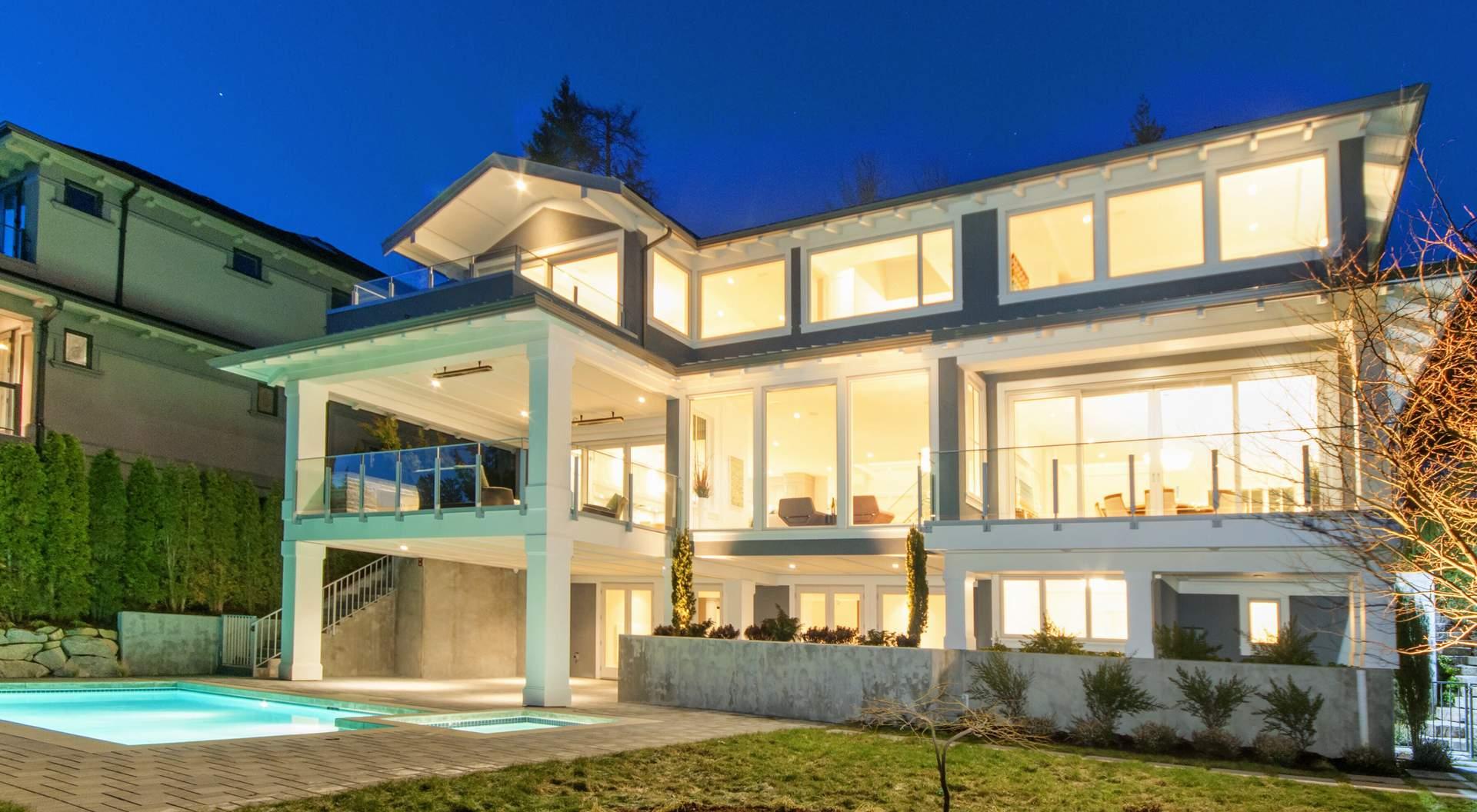 zero net energy modern home design Gambrick custom new home builder Pt Pleasant Beach Ocean County NJ