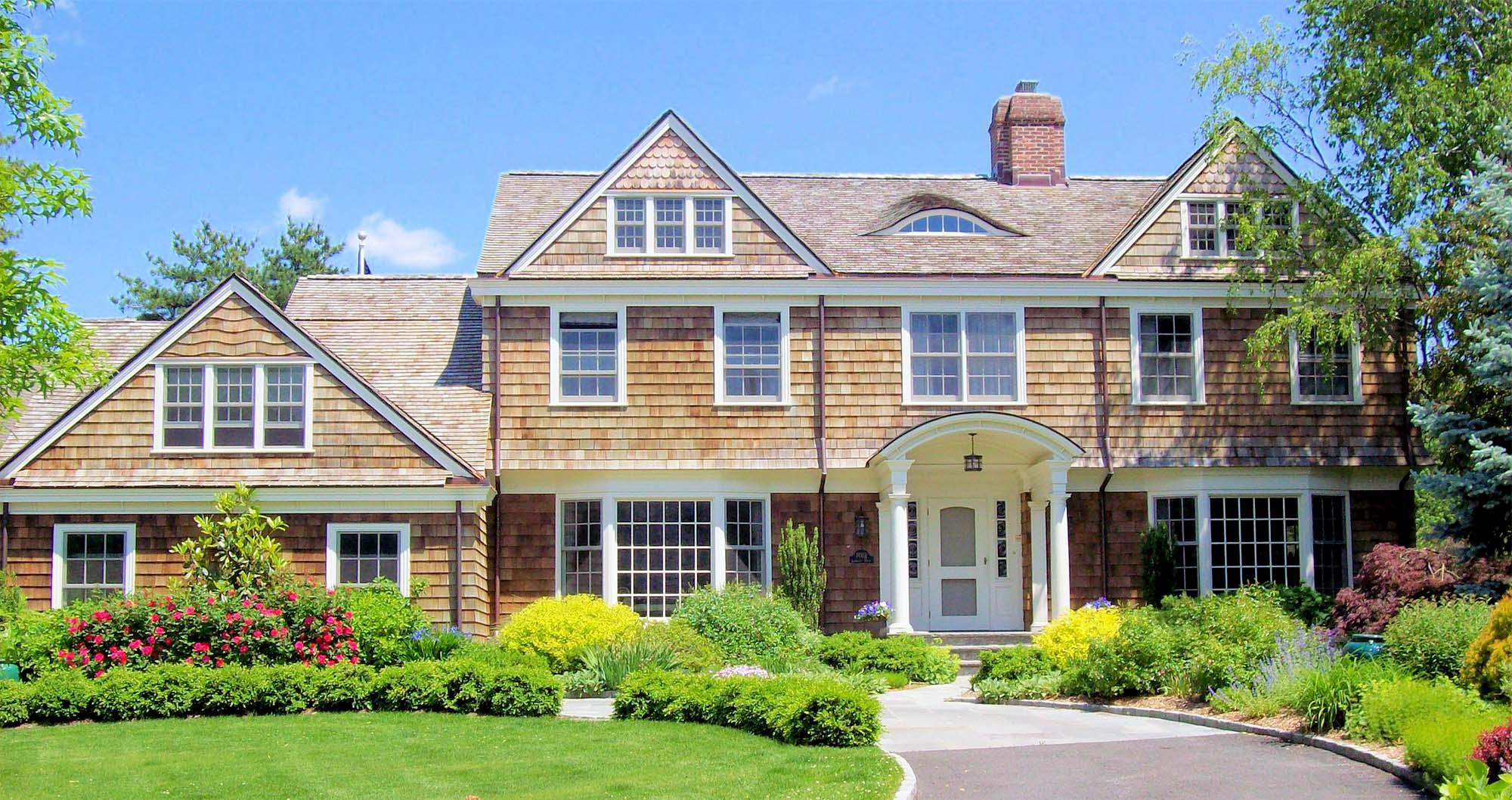 benefits of cedar shingle siding bautiful custom home with cedar shake