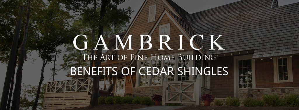 benefits of cedar shingles and how they're made beautiful waterfront home with cedar shake siding