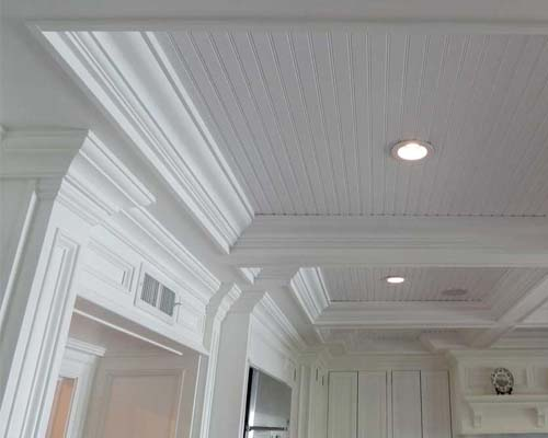 coffered ceiling - home builder nj Ocean Monmouth County NJ