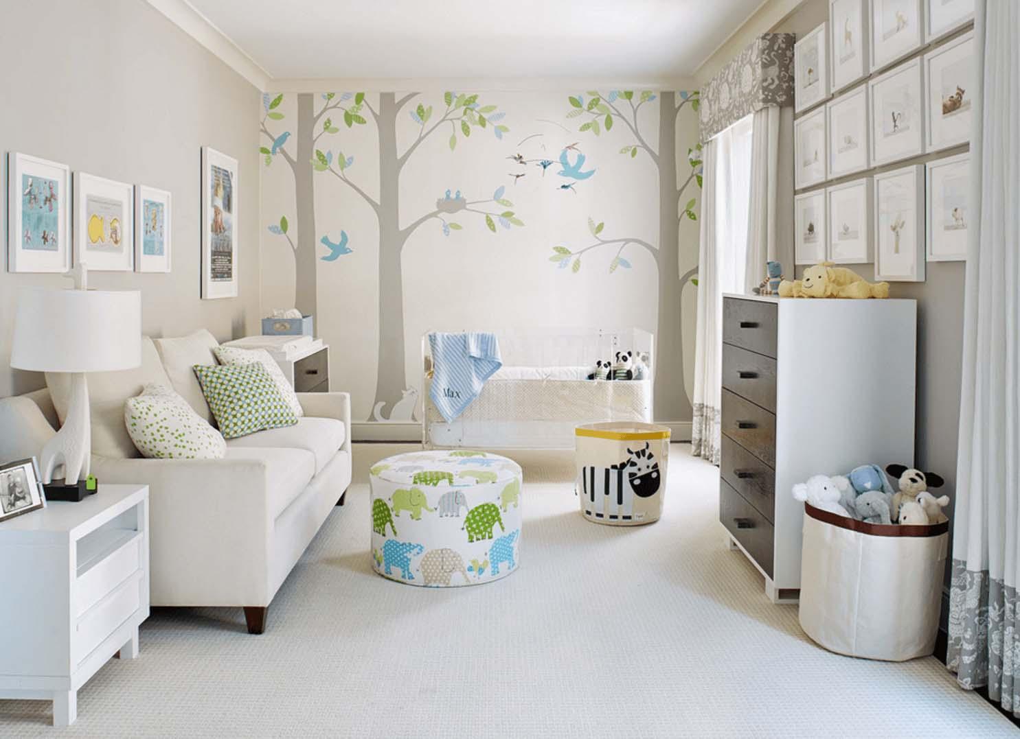 flex room ideas. design ideas for your flex room. a new nursery.