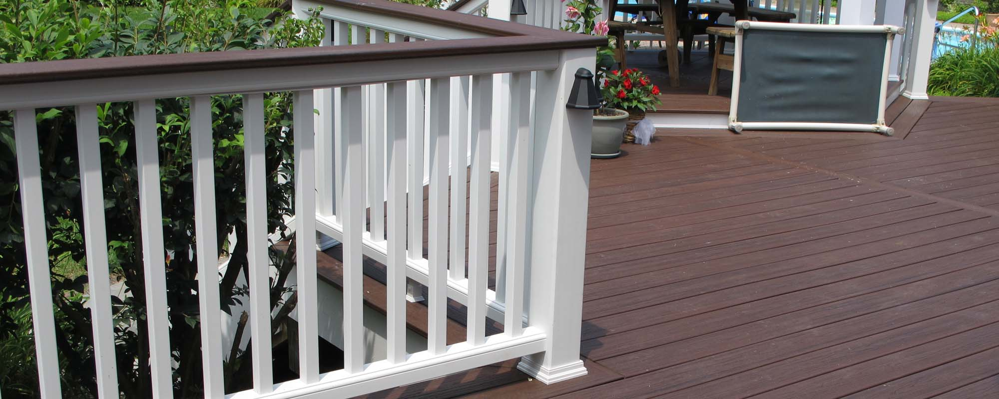 NJ deck builder building the finest custom decks at the jersey shore