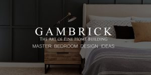 Master bedroom design ideas banner - beautiful master bedroom ideas - Gambrick