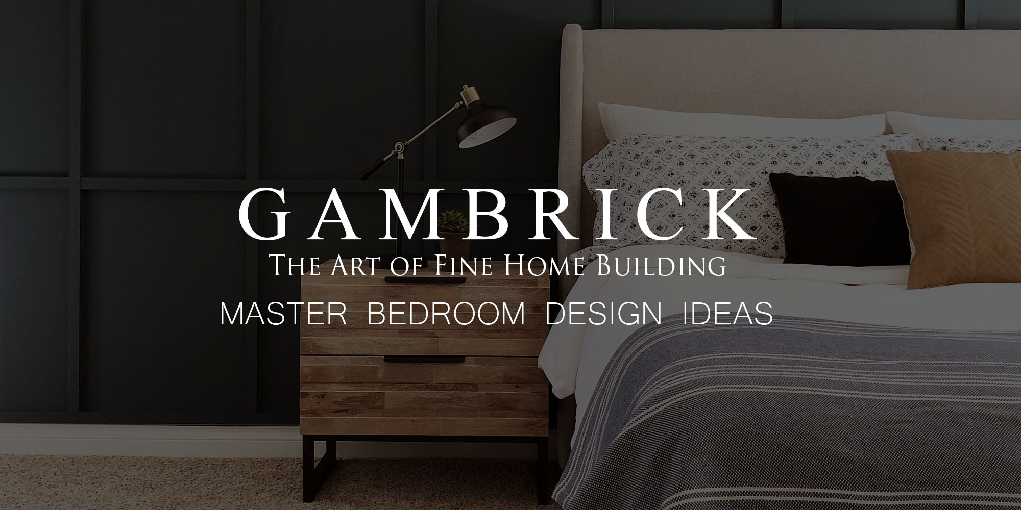 Brilliant Master Bedroom Design Ideas Tips And Photos For 2019 Gambrick Download Free Architecture Designs Meptaeticmadebymaigaardcom