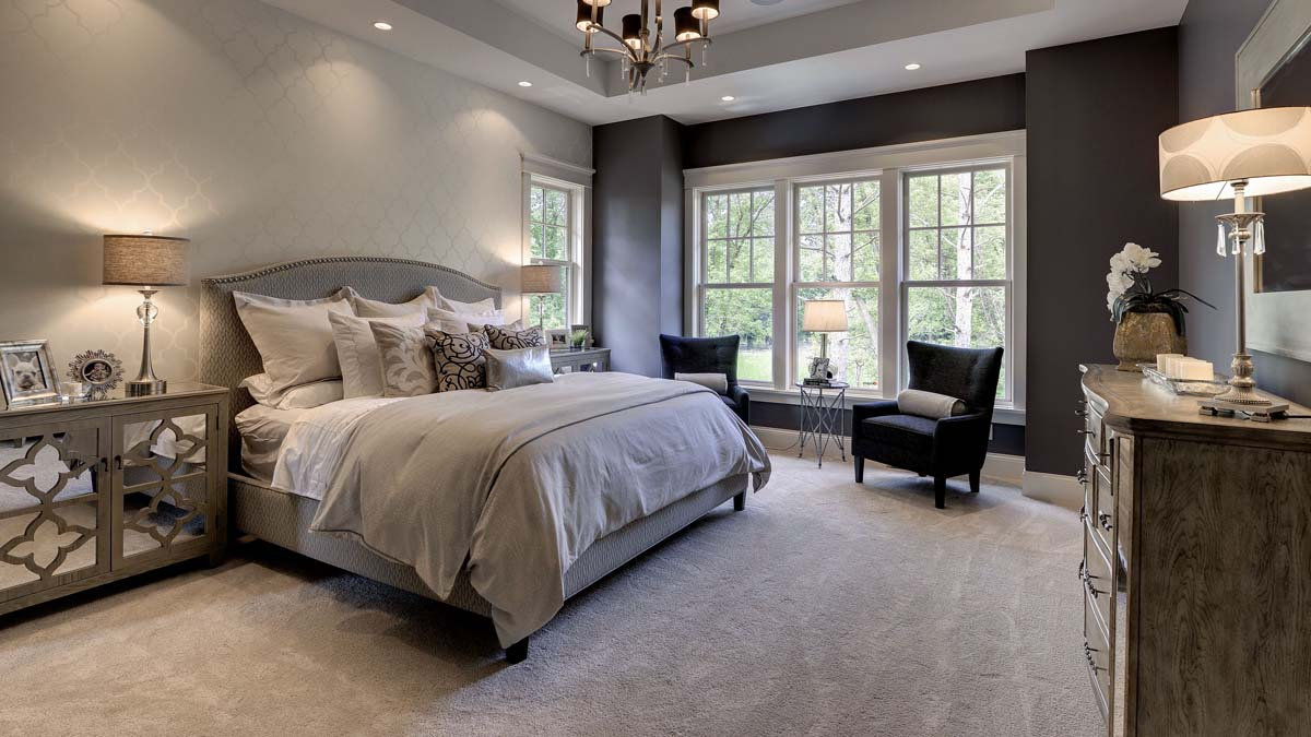Master Bedroom Design Ideas, Tips and Photos for 2019 | Gambrick
