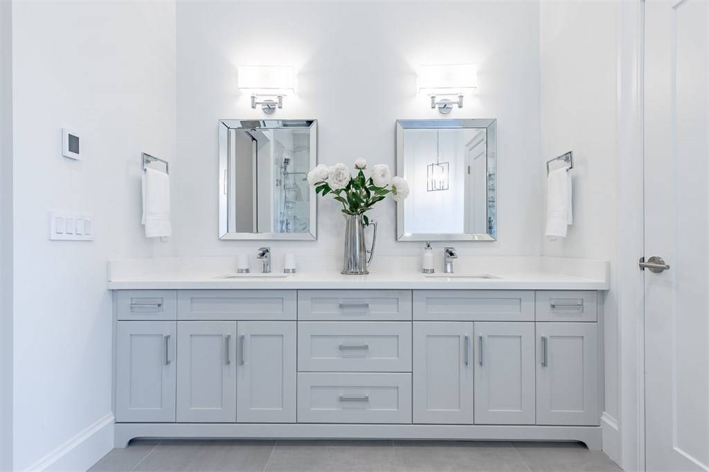 white room ideas 2019 white master bathroom with white vanity