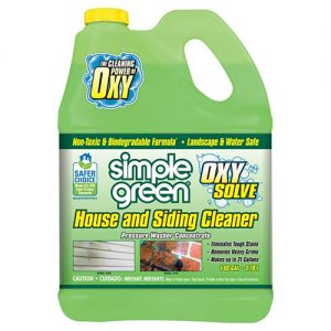 siding mold cleaner