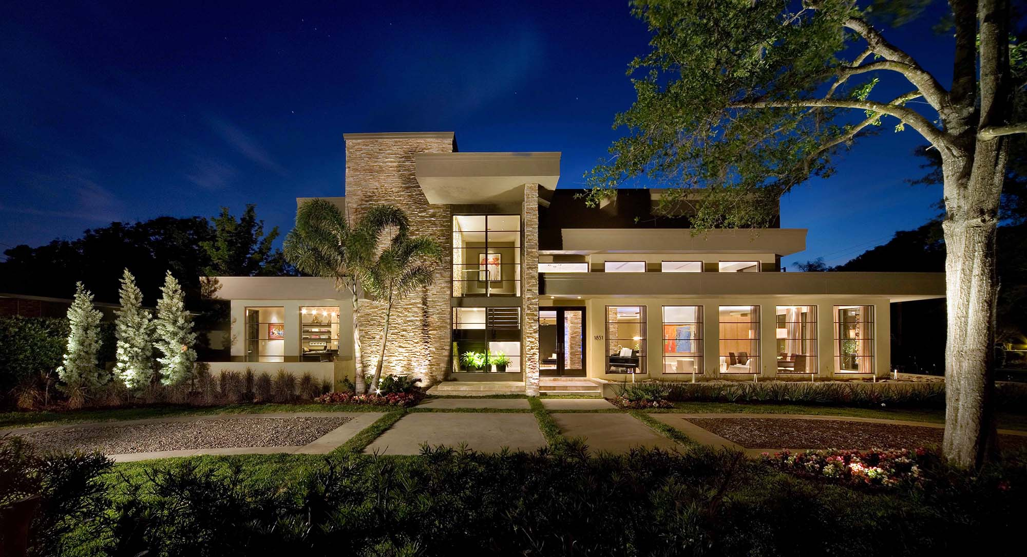 beautiful modern home design ideas - Gambrick