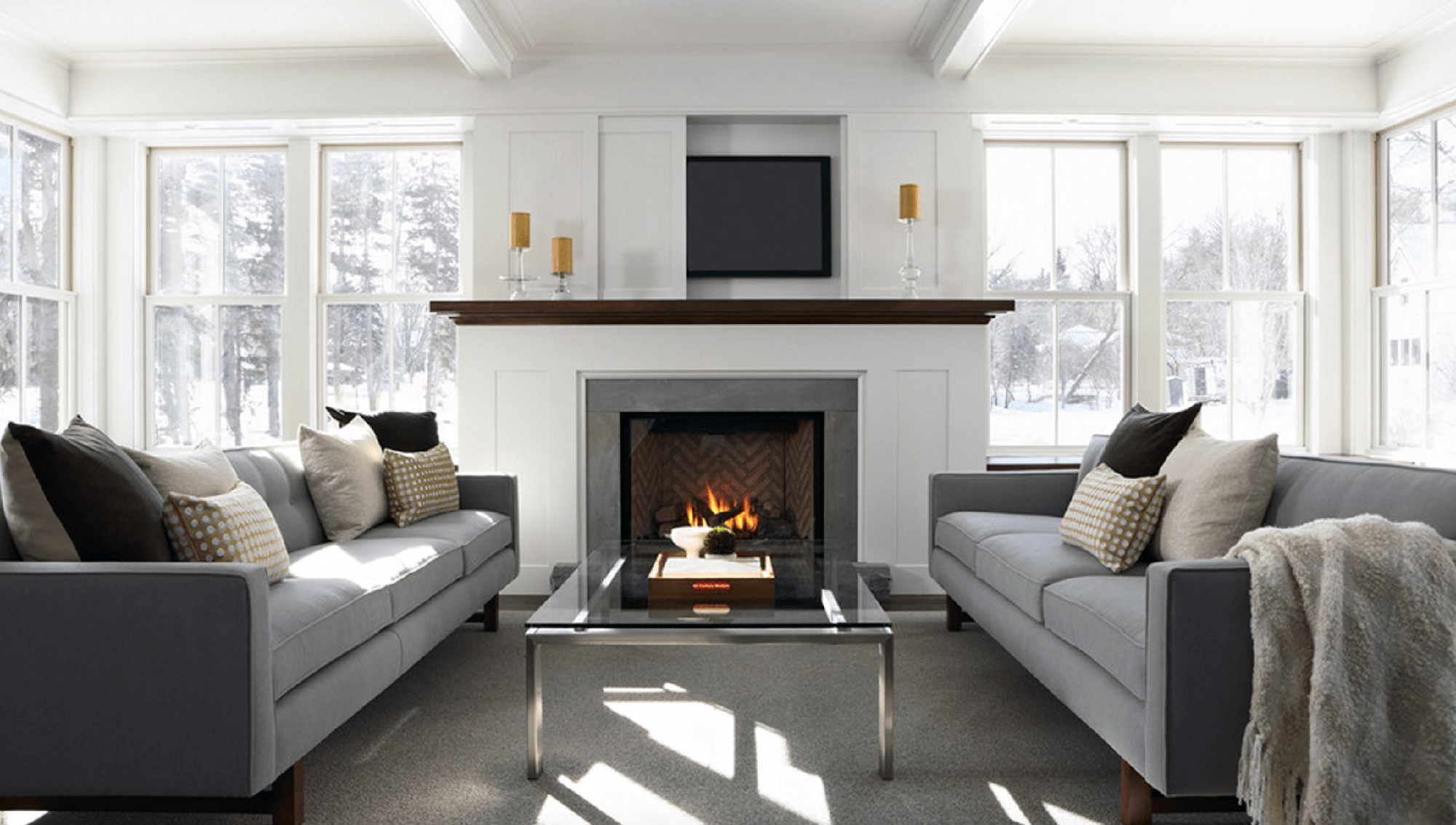 Top Local Long Branch NJ Sunroom Builder beutiful modern sunroom design - Gambrick