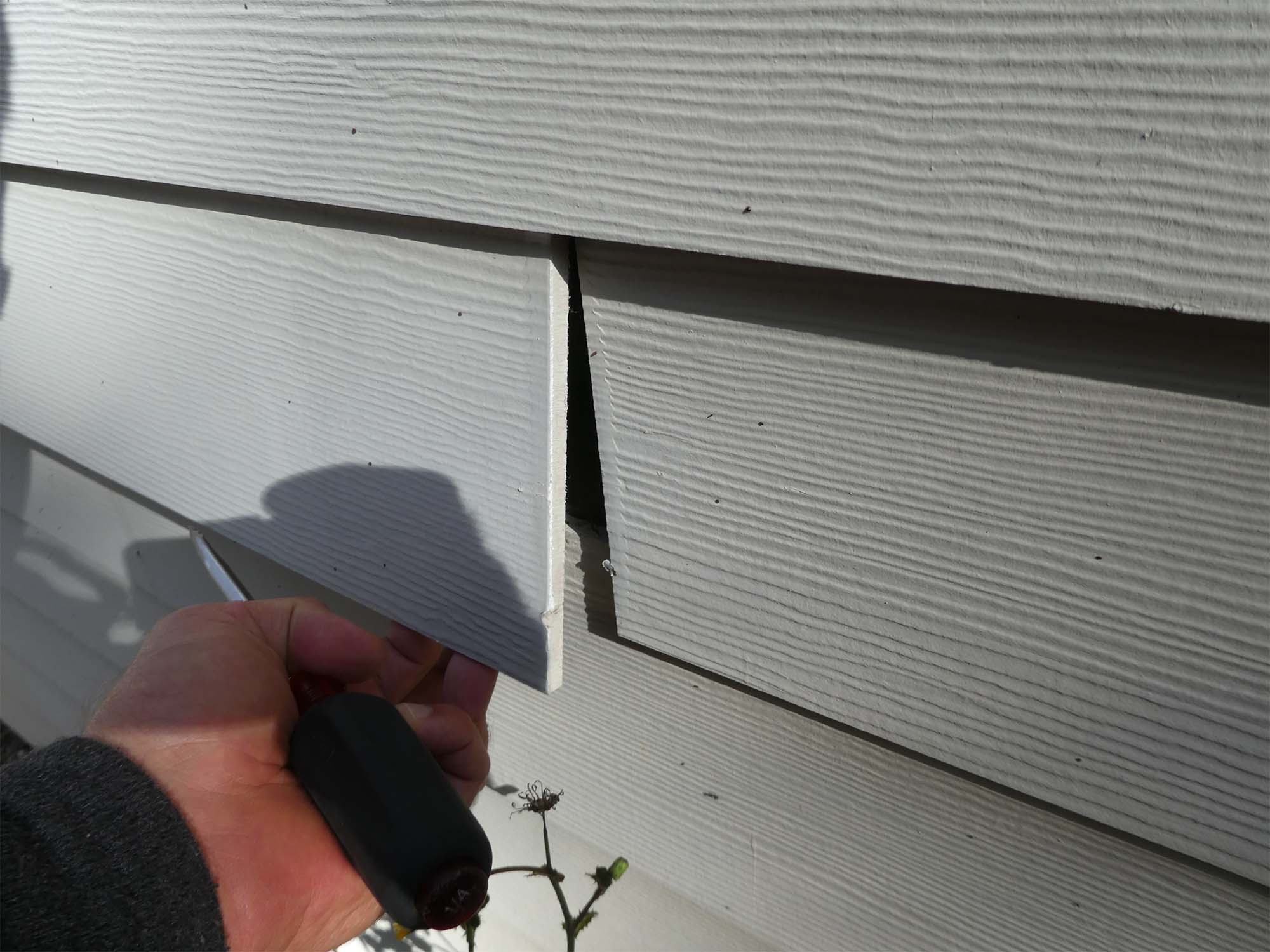 worst problems with hardie siding fiber cement siding missing flashing