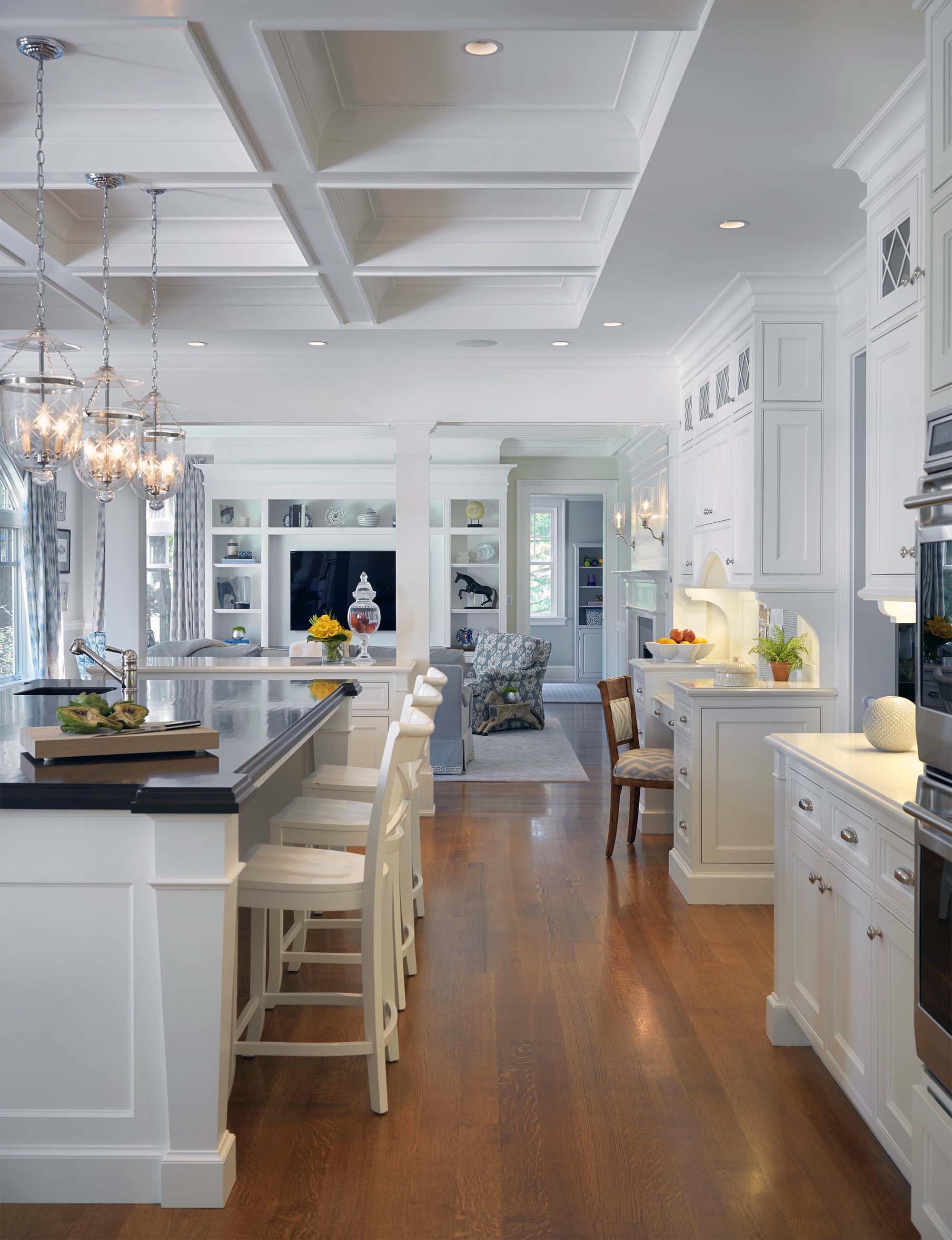 Kitchen Lighting Ideas For High Ceilings