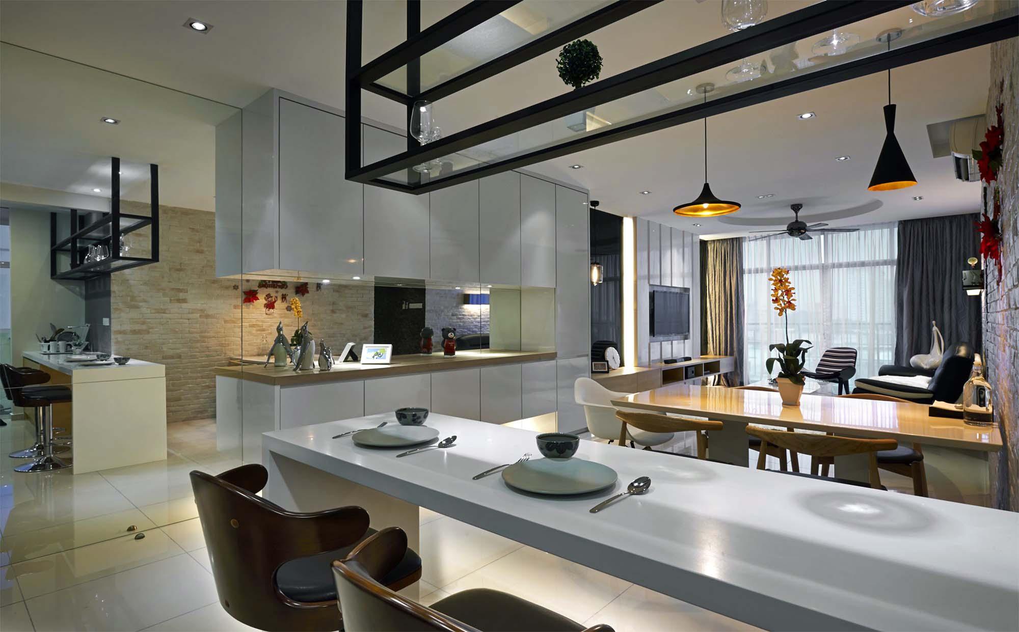luxury kitchen design ideas modern kitchen design Gambrick custom home builder NJ