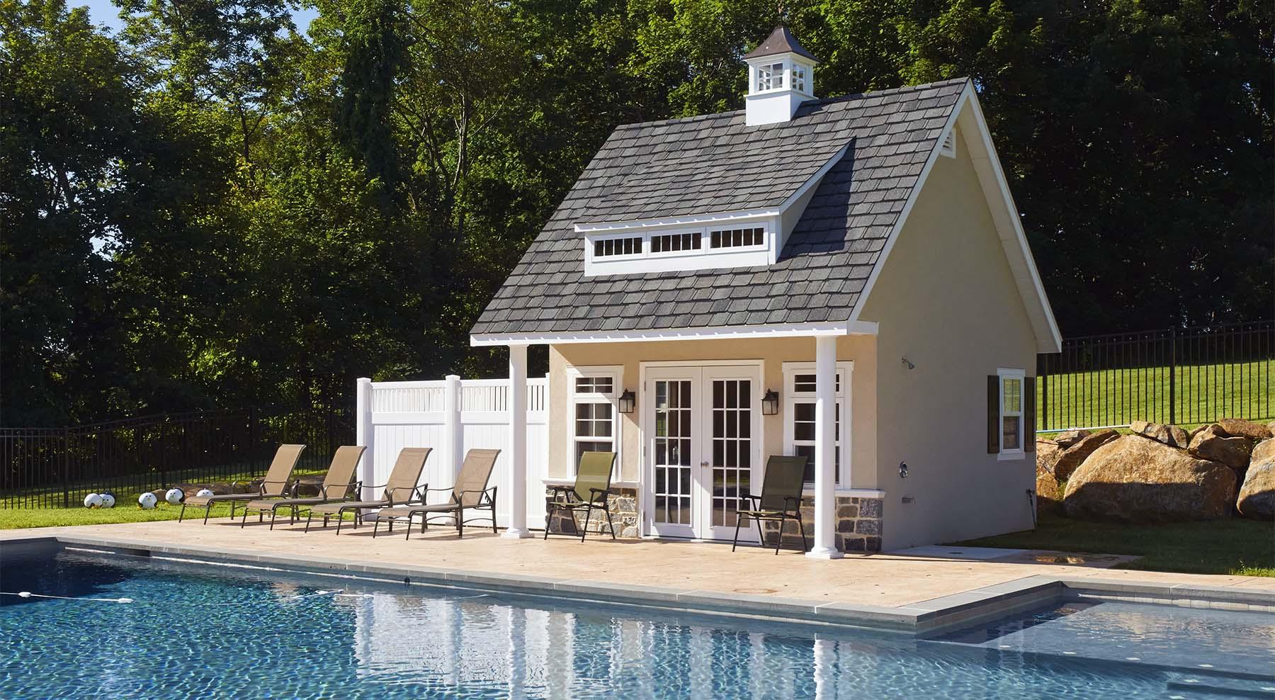 Best Pool House Designs Top Pool House Ideas Gambrick