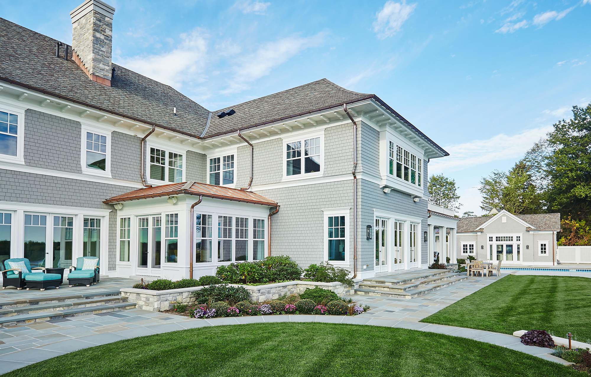 Jersey Shore Luxury Custom Home Gambrick Nj Custom