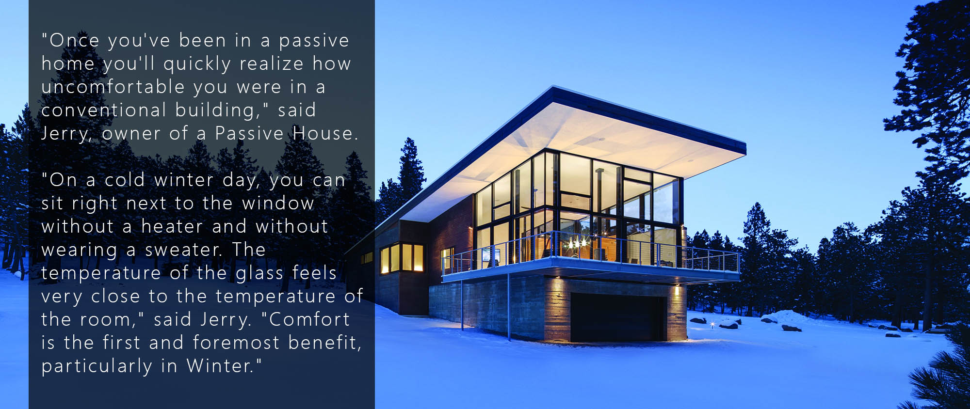 what is a passive home - Passive House Standard - Gambrick - NJ Passive House Builder