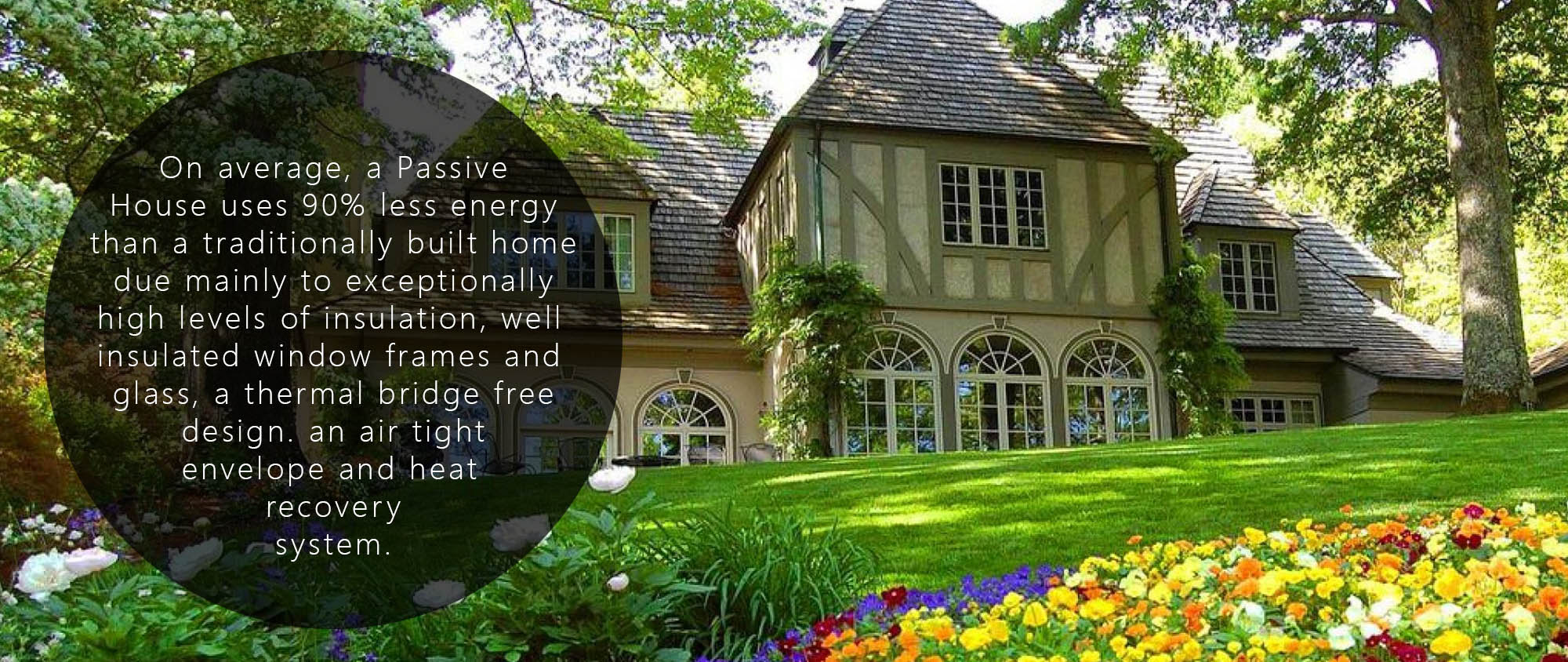 what is a passive house - Passive Home Builder Gambrick