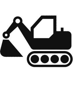 swimming pool removal NJ demolition icon
