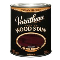 black cherry stain for front doors