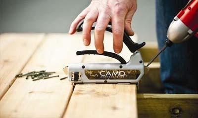 camo hidden deck fasteners marksman pro x1 tool installation