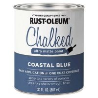 coastal blue door paint with red brick house