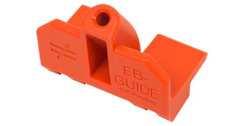 Eb Guide by Eb-Ty hidden deck fasteners made by Simpson installation guide