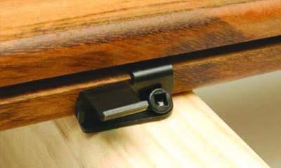 Tigerclaw hidden decking fastening clips