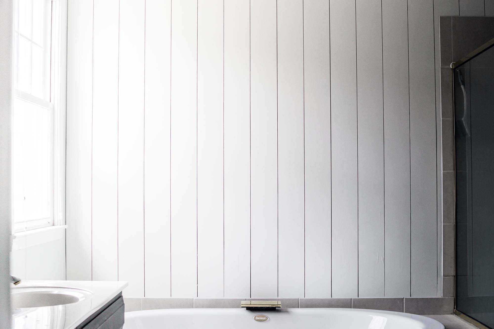 Bathroom Wall Paneling Ideas | Beautiful Bathroom Walls | Gambrick