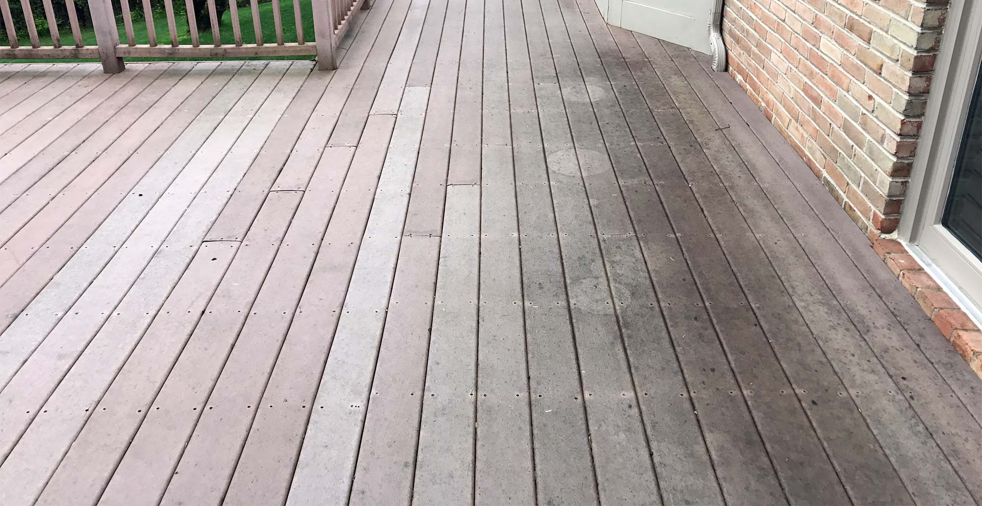 Problems With Trex Decking