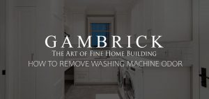 how to remove washing machine odor banner picture | Gambrick