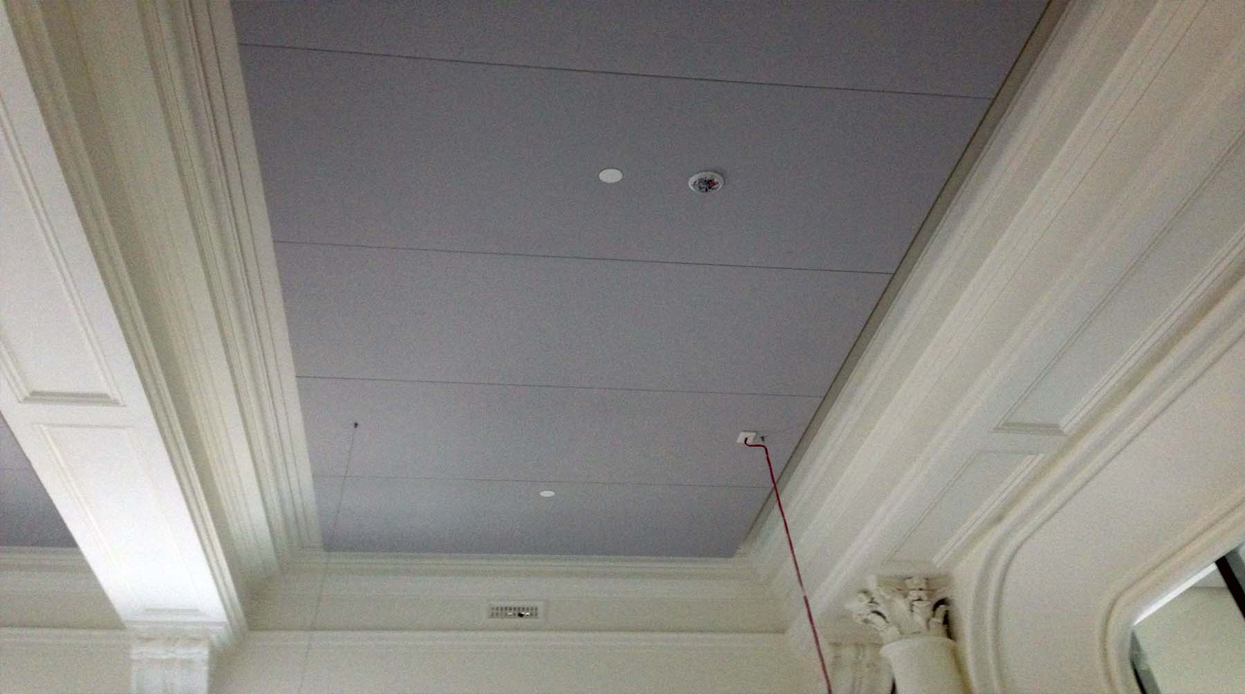 acoustic soundproof ceiling panels