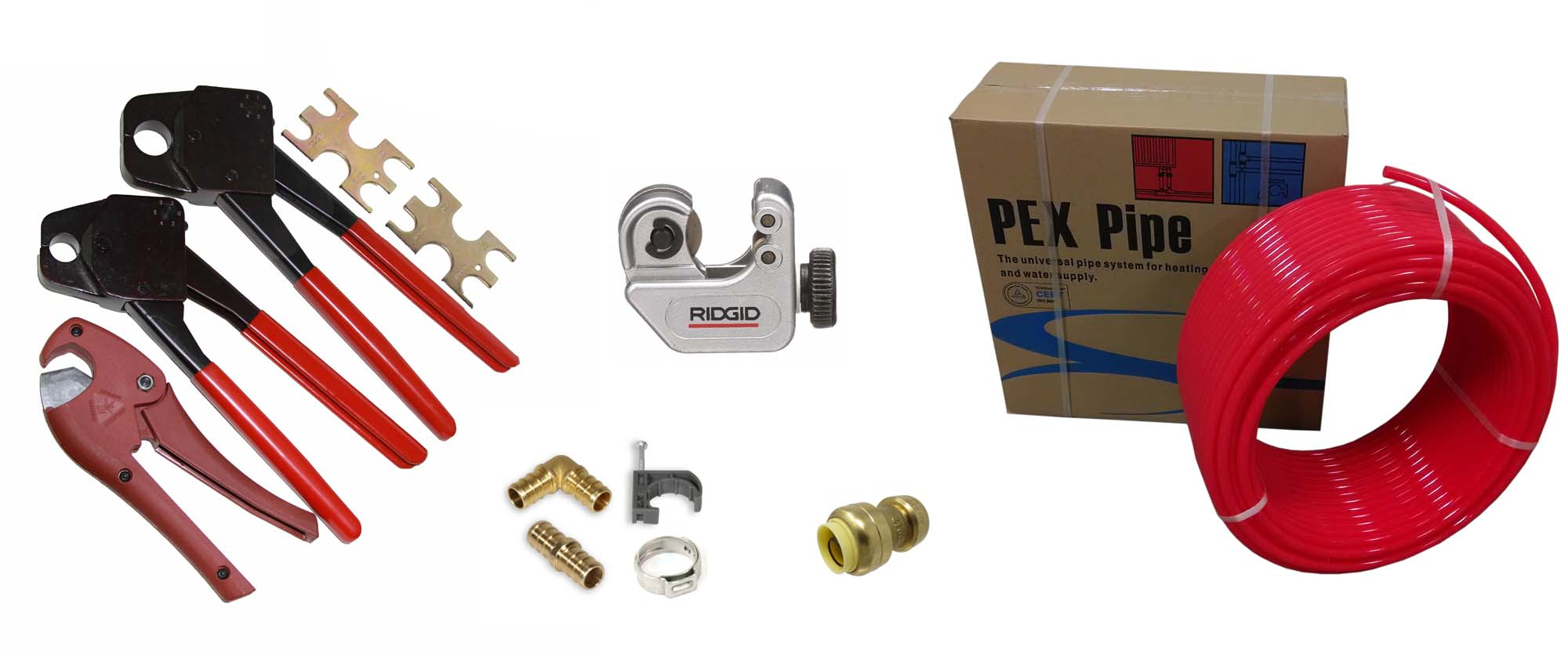 PEX plumbing tools required for working with | Pex vs copper