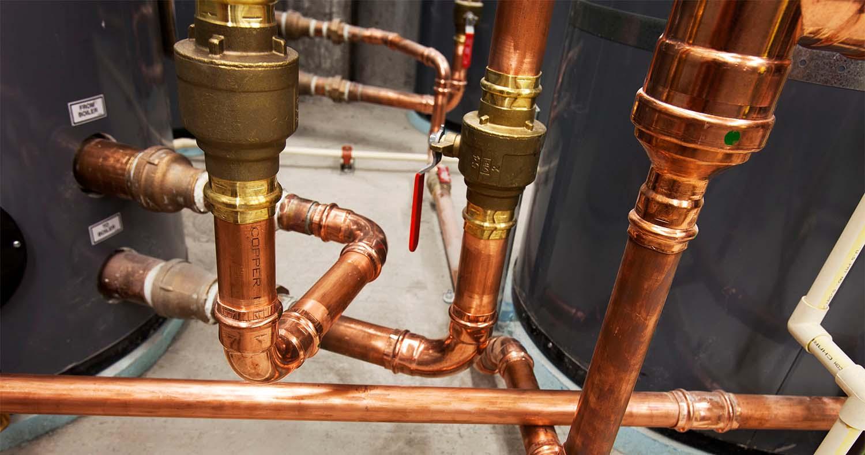 copper pipes | Pex vs copper