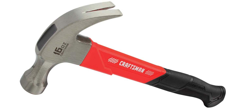 craftsman 16 oz fiberglass hammer