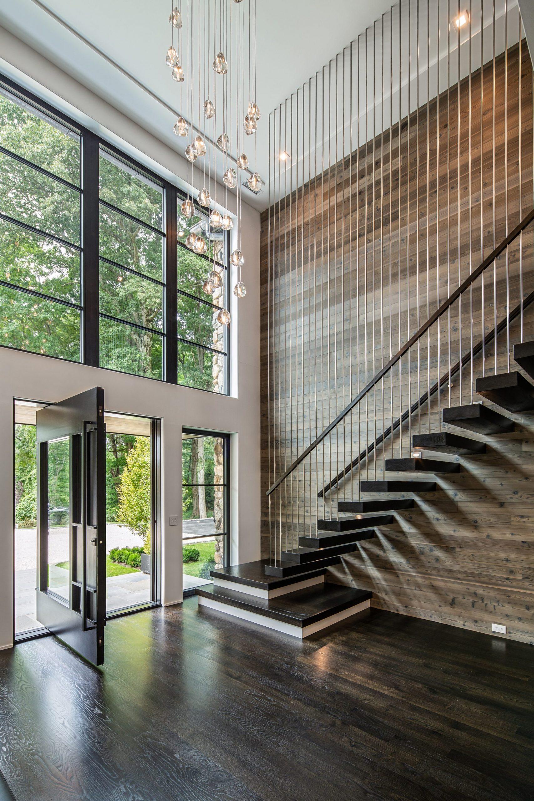 built in stairs interior design ideas walls