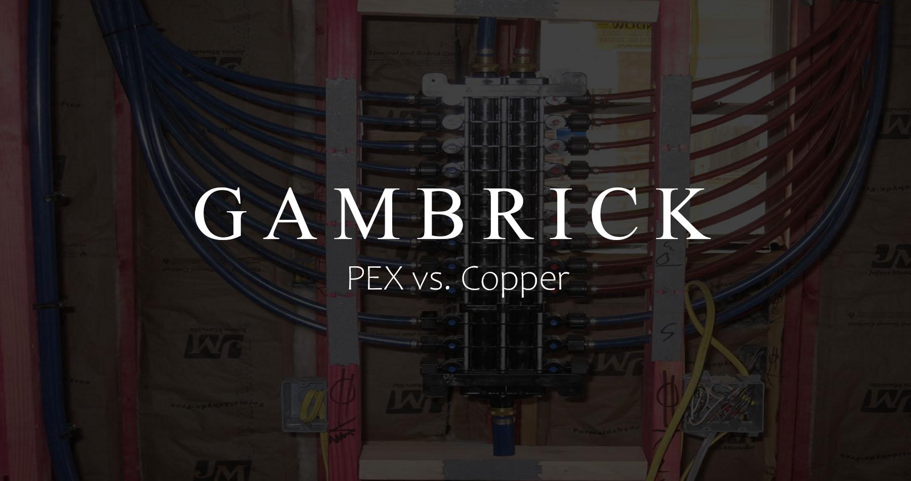 PEX vs copper banner pic