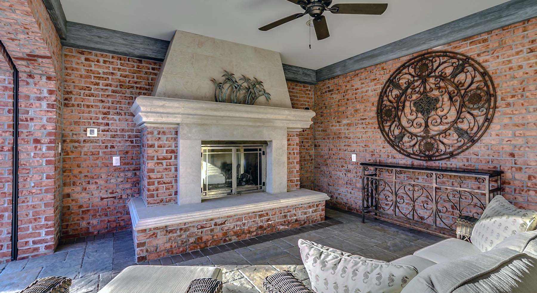 Red Brick Fireplace Ideas Beautiful Fireplace Designs
