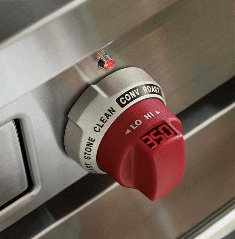 wolf digital control knob