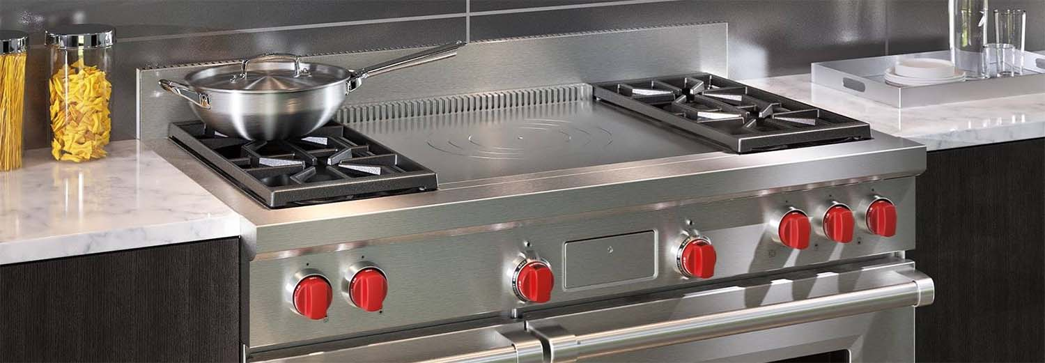 wolf french top range option are wolf ovens worth the money