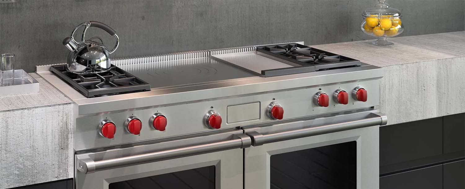 wolf oven with range top griddle why are wolf ovens so expensive