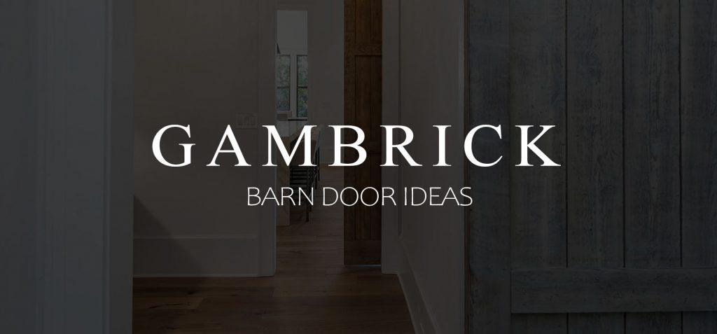 barn door ideas banner pic