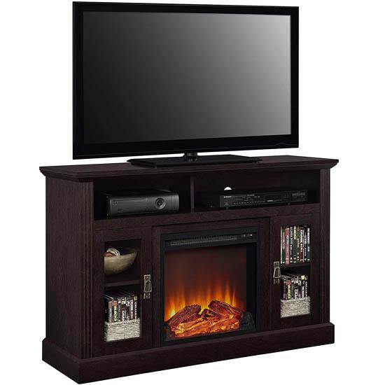 electric fireplace unit