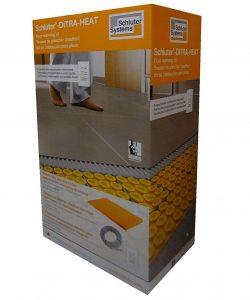 hot water radiant floor heating kit